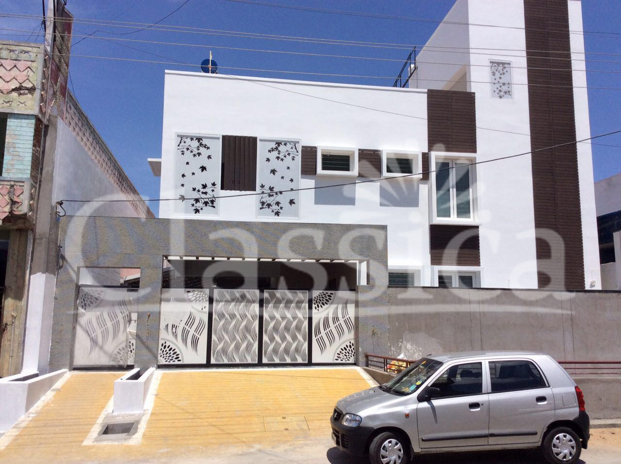 Proudly Presents: Best Architectural Laser Cut panels in Coimbatore Elevation Architectural Laser Cut panels In Coimbator , For More Details 9787332222