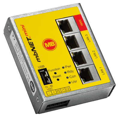 We are Leading Supplier for MbConnect used in Remote Maintenance in India.
