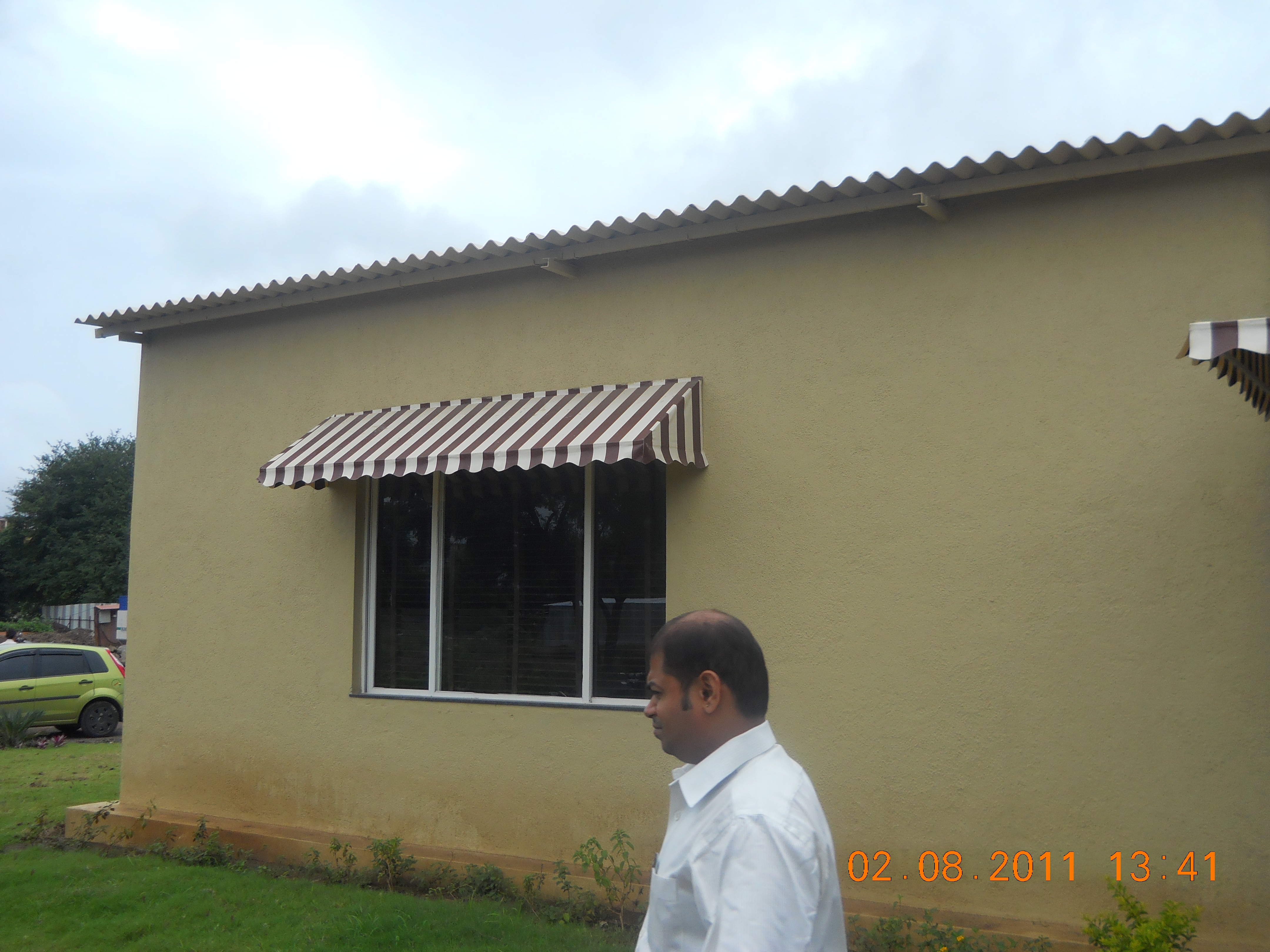 Windows Canopy manufacturer supply and installation