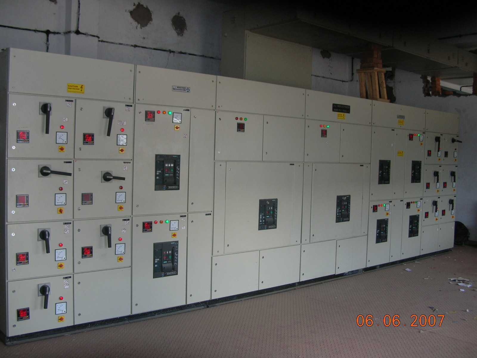 J J Industries is a leading Manufacturer of Electrical Panel Boards From Ahmedabad, Gujarat, India.  We are providing best quality of products as per client's requirements.  For More Details call now: 9375017170
