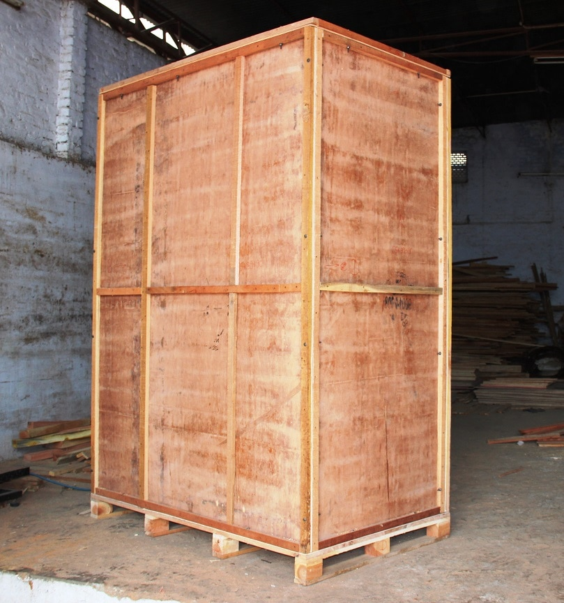 We make Ply wooden Detachable Box for BTS station mainly used networking & mobile station establishment companies.