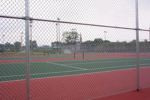 Tennis Court Chain Link Fencing In India<br/><br/>Approx Price: Rs 70 / Square Feet<br/><br/>Minimum Order Quantity: 2000 Square Feet<br/><br/>We are accommodating the needs of customers by providing Tennis Court Chain Fencing Infrastructure Service to the clients. These services are precisely rendered in accordance with clients needs. Offered services highly demanded in market owing to their credibility and reliability. Moreover, we render this service at very reasonable cost.<br/><br/><br/>Product Specifications :<br/><br/>Metals Type : Steel<br/>Plastic Type : Acrylic<br/>Surface Treatment : Smooth<br/>Size : Standard / As Per Requirement