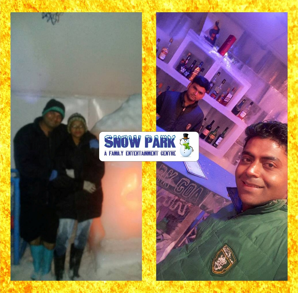 Celebrate happiness the Snow park way! Come, visit Snow Theme Park with all your friends and family..