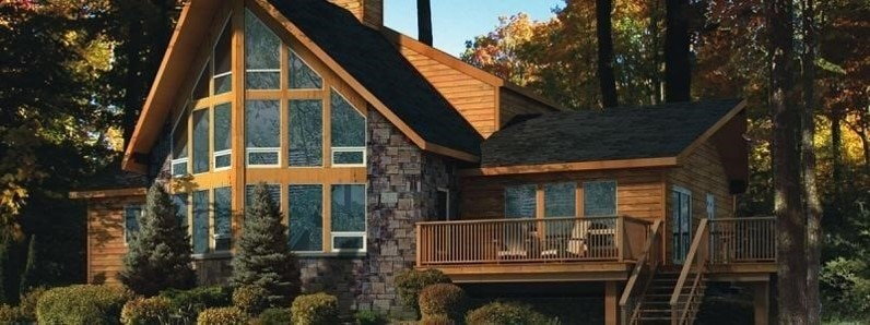 Get a wooden house today and make it your BEST investment of the DECADE!