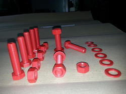 Leading Manufacturer, Exporter and Supplier of a wide range of Electroless Nickel Plating, Split Type Velcro Fittings, High Temperature Expansion Joints, Fastener Coatings Service, PVDF Coating, Rubber Expansion Joint, PTFE Lined Pipes, Durable Rubber Expansion Joints, Rubber Expansion Joints, PTFE Expansion Joints, Single Arch Rubber Expansion Joints, Xylan Coated Bolts, Hard Anodizing Services, Non Stick Coating, Nut Bolts Fastener Coating, Chemical and Corrosion Resistance Coating, PTFE Coating, Aluminium Anodizing Services, Soft Anodizing Services, Hard Anodizing Services, Electro Color Anodizing Services, Non Stick Coating, XYLAN Coatings, Xylan Nut and Bolt Coatings, Xylan Coating Fastener, Nut Xylan Coating, PFA Coating, ECTFE Coatings, Self Lubricating Coating, Pipe PTFE Coating, Washer PTFE Coated, High Pressure Expansion Joints, ECTFE Coatings, Fabric Expansion Joints, PP Coating, Xylan Coated Fastners, Double Arch Expansion Joints, Xylan Nut and Bolt Coatings, Non Stick Coatings, Nut Bolts Fastener Coating, Hard Anodizing Services, Xylan Coated Bolts, Single Arch Rubber Expansion Joints, PTFE Expansion Joint, Rubber Expansion Joints, Durable Rubber Expansion Joints we situated in Mulund, Mumbai, Maharashtra, India.   The offered rubber products are appreciated for being made in tune with the industry standards. Our product range is inclusive of Industrial Bellows, Expansion Joints, etc. These products find wide usage in electrical automobiles, paper, plastic and cement industries. The offered products are known for their durability, resistance towards wear & tear and seamless finish.   We have intercepted a huge infrastructural facility and it is segregated into various departments including production, quality assurance, warehousing and packaging. Our raw materials are procured from an authentic vendor base and the fabricated goods are extensively checked in a well-established quality control facility. We have a huge transportation facility for deliverin