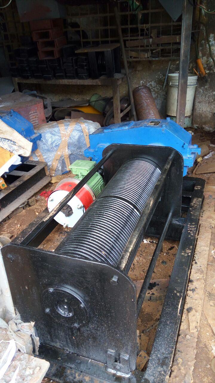 Electric Winch Supplier In Mumbai