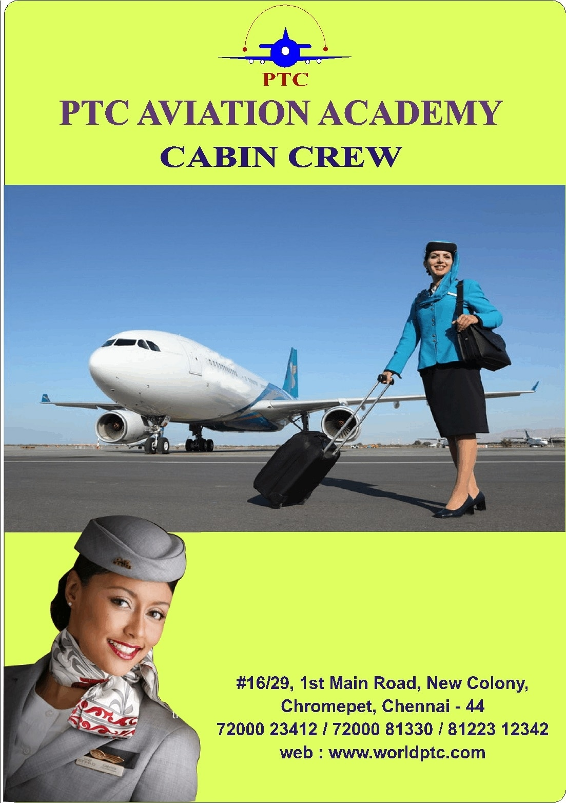Air Hostess Jobs. Job Description Female AIR HOSTESSES AND CABIN CREW , Roles and responsibility - Handling Clients and passengers, Pleasing Personality and Good Comm skills, willing to travel on short notice, for various leading domestic and international airline clients and chartered flights,   (Only female positions) Job Requirement  Required Female candidates having pleasing personality. Good communication skills Height should not be less than 5.2 (155)cm. Age 18-28 Years Should not be overweight or underweight, Should not have any visible marks, scars and tattoos. Fresher +2 can also apply  Job location- Delhi, Mumbai, Hyderabad, Chennai, Bangalore, Kolkata, Jaipur, Lucknow, Ranchi etc.  Airlines, Cabin Crew, Air Hostess, Ground Staff Jobs  . Candidate Requirement  * Age Limit 18 to 30 Years  * Height Minimum 152 cm  * Weight- According To Height  * Good Communication Skills & Personality  * Ready To Relocate Any Where In India . Jobs in Airlines Like - Jet Airways, Vistara, Air Asia, Indigo, Go Air, Air Costa, Spice Jet  . Documents Required : -  * Photocopy Of ID Proof * Photocopy Of All Educational Certificates * 8 Passport Size Photographs * Resume  PH:7200023412, 7200015600