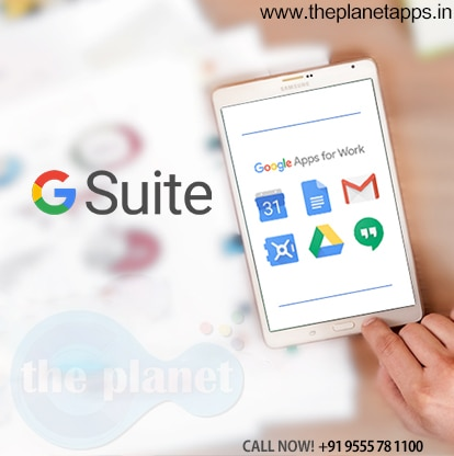 The Planet top authorized reseller of G Suite in Delhi, India. G Suite is a extremely collaborative still elementary tool to run any business organisation, regardless of its range-high or low. google apps reseller kolkata,  google apps reseller surat,  google apps reseller ahmedabad,  google apps reseller in noida,  g suite for work in noida,  g suite for work in mumbai,  g suite for work in hyderabad,