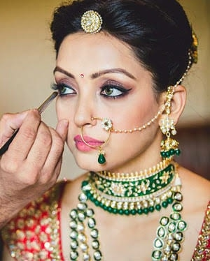 Best Wedding Makeup Artist all over India