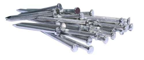 Concrete Nails as the name suggests are suitable for applications in concrete walls and other masonry requirements. They are made using good quality of carbon steel. The nails come in different sizes and are highly resistant to corrosion. These fully hardened Concrete Nails are made with medium carbon steel passivated and are electrically heat treated and rustproof and can be directly used in hard media.