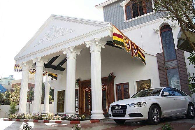 Leading architects in Bangalore Montimers , Koramangala designs a modern Victorian style villa on Hosur Road. www.montimers.com https://m.facebook.com/montimersarchitect/ 08025534834 9341235616