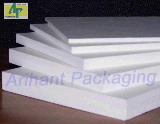 Thermocol Sheets, Boxes & Corners Supplier.... Arihant Packaging from Jaipur....  Arihant Packaging is one of the best manufacturer & supplier of Thermocol Boxes & Corners & Thermocol Sheets ......  One of the best material for secure packaging... very light weighted & very easy to carry, mainly used for packaging of delicate items.... generally used in False Ceiling and Under Ceiling to avoid external radiation.....  Best Quality Packaging Material Provider Arihant Packaging...  From Jaipur, Rajasthan, India....