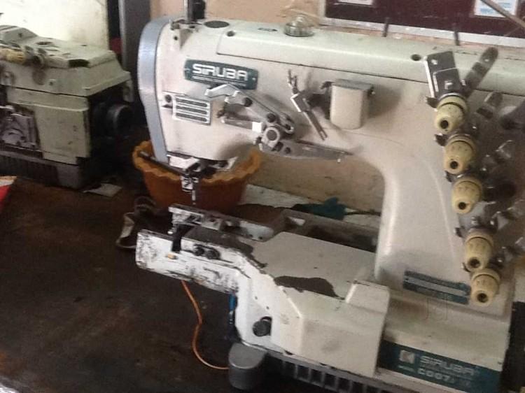 Industrial Sewing Machine Repair Service In T Sri Vishnu Machines Inspiration Industrial Sewing Machine Repair