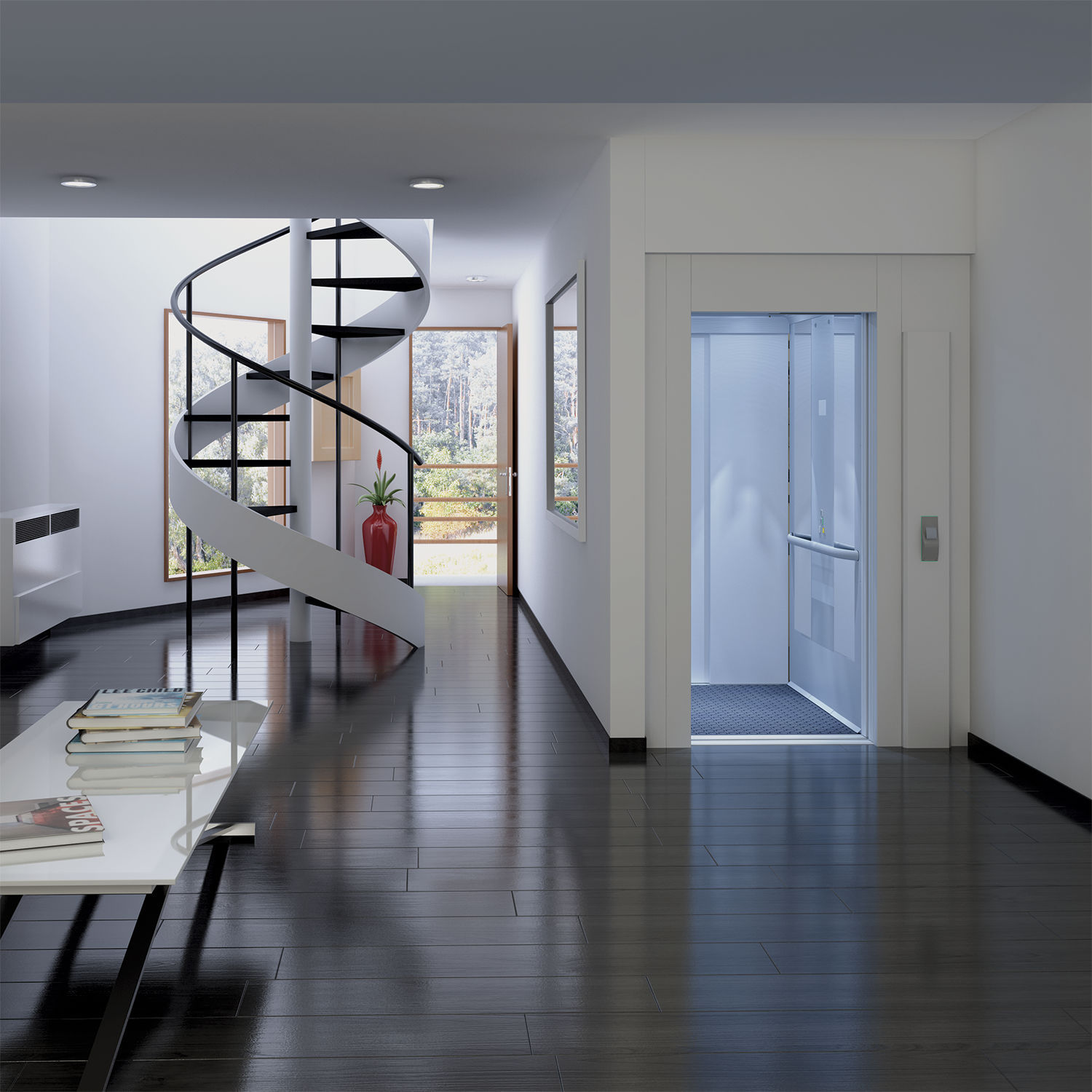 Cost home lift sagar lifts in mumbai india for Elevator in house cost