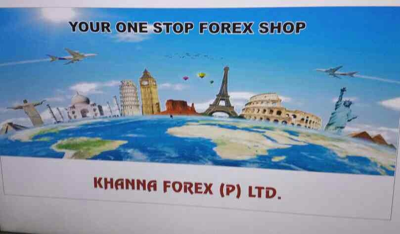 KHANNA FOREX P LTD  Deals  in all type of  tradable currency from  last ten years in neatji Subhash  place near Pp design estate , pitam pura  Rohini  Shalimar  bagh  NSP  and punjabi bagh  central  mkt