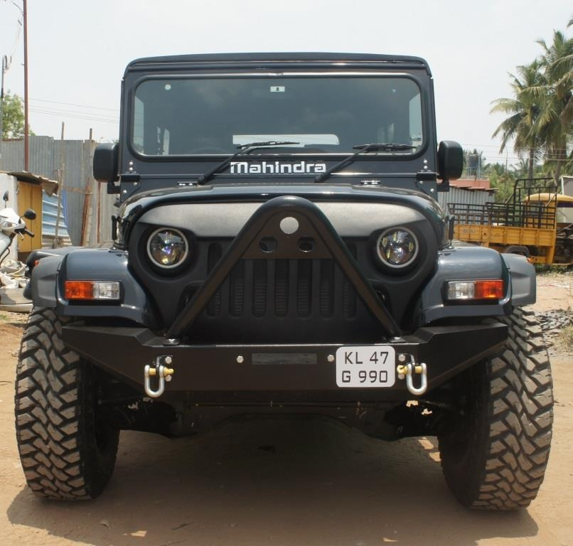 Fibre smith - Jeep Customisation and modification coimbatore, tamilnadu  We are manufacturing fibre reinforced plastic products that includes Mahindra thar Hardtop, Jeep Front grills, Wheel arch, mudguard for jeep, Jeep Snorkel, bolero front grill & Jeep Bumper , Front bumper, rear bumper , Jeep roll bar etc. We are backed by the finest resources that include our assiduous team of Professionals who have made a commitment towards the highest quality standards and have adopted a value based approach towards client satisfaction. we are doing Jeep Modification and Customisation, our products are known for their features like durable finish, strength, light weight, corrosion resistance, and fire resistance the vechicles are Mahindra thar crde, Thar DI , Maruthi Gypsy modification , Mahindra 55o jeep
