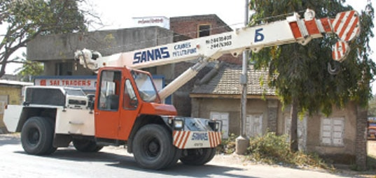 we provide Cranes on Rent /Hire in pune. For more information please visit us on www.sanascranes.com
