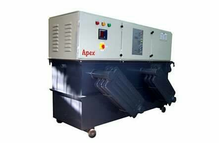 APEX 3 Phase Servo Controlled Voltage Stabiliser Oil cooled 30 KVA to 2000 KVA