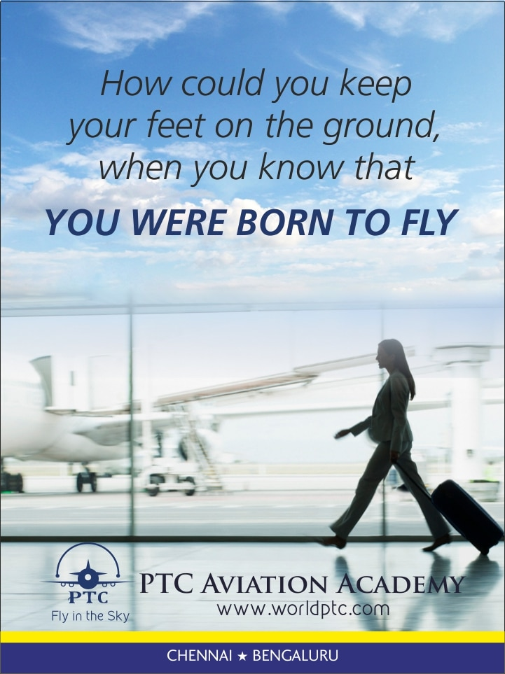 Aviation Jobs. Dream to get Airport / Airline Jobs? Wish to get Airport / Airline Jobs with Desire to get Airport / Airline Jobs with Join PTC AVIATION , Be into the part of Glamorous & Booming Industry as Airline Professional with PTC Aviation. PTC Aviation (Fly in the Sky) Ranked Top No.1 Aviation Institute in INDIA. Huge Job Openings for Ground staff / Cabin Crew (Air Hostess) / Airline Commercial Staff / Airline Security Staff / Airline Cargo Agent / Traffic Assistant / Guest Relation Executives / Customer Service Executives / Airline Ramp Agent etc. Jobs in Airport / Airline / Air Travel & Tourism / Air Cargo / Hospitality Industry. PTC AVIATION RANKED TOP NO.1 In giving JOB RESPONSIBILITIES: 1. Greetings the Passengers 2. Checking the Availabilities of Flights 3. Booking the Flight Tickets 4. Verifying the status of the Flight Operations 5. Checking the Baggage through X-RAY device 6. Issuing Boarding Passes 7. Checking the Passport / Visa 8. Giving Announcement of Depart / Arrival Flightsetc Eligibility Criterion: 1. 12th or Graduates 2. Good Communication in English 3. Freshers / Experienced can Apply 4. Both Male / Female can Apply 5. Age Limit from 18 to 25 Only (For Airport / Airline Jobs) 6. Hindi Speaking Candidates relaxation of Age limit is up to 30 years. Salary Package: 1. Cabin Crew (Air Hostess) - 25000 to 45000 Per Month 2. Ground staff - 12000 to 25000 Per Month 3. Air Travel / Hospitality - 8000 to 15000 Per Month  PTC Aviation gives 100% Job Guarantee in Aviation Industry. PH: 7200023412, 7200015600, 044-22410079