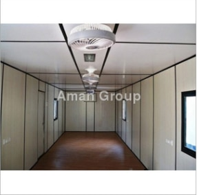 Portable Office Containers Manufacturers In Delhi  Portable Office Containers Manufacturers In Noida  Portable Office Containers Manufacturers In Faridabad  Portable Office Containers Manufacturers In Delhi/ NCR  Do you want architecturally designed Portable Office Containers for your site? Are you looking for a firm which can provide you such high quality movable structures at reasonable rates? Then, you search will surely end here. We, Aman Group of Industries are offering our customers a broad gamut of Office Portable Containers. Interior of an office/ place plays great role in the performance as well as mood of the people who are working under it. Understanding these, we have beautifully designed the lighting, wall, floor, furniture and all the things of the offered portable office cabins. While designing, our personnel have given high emphasize on every minute things, right from insulation to electrical arrangements, partitions, work spaces, windows, doors, etc. Using our well Furnished Office Containers prove much less costly as well as convenient than building conventional structure. The portability of our fully furnished office cabins make it perfect to move along, anywhere. Moreover, ample inside space and facility of installing lights, air conditioners & varied other office requisite items make our entire gamut widely appreciated by the customers.