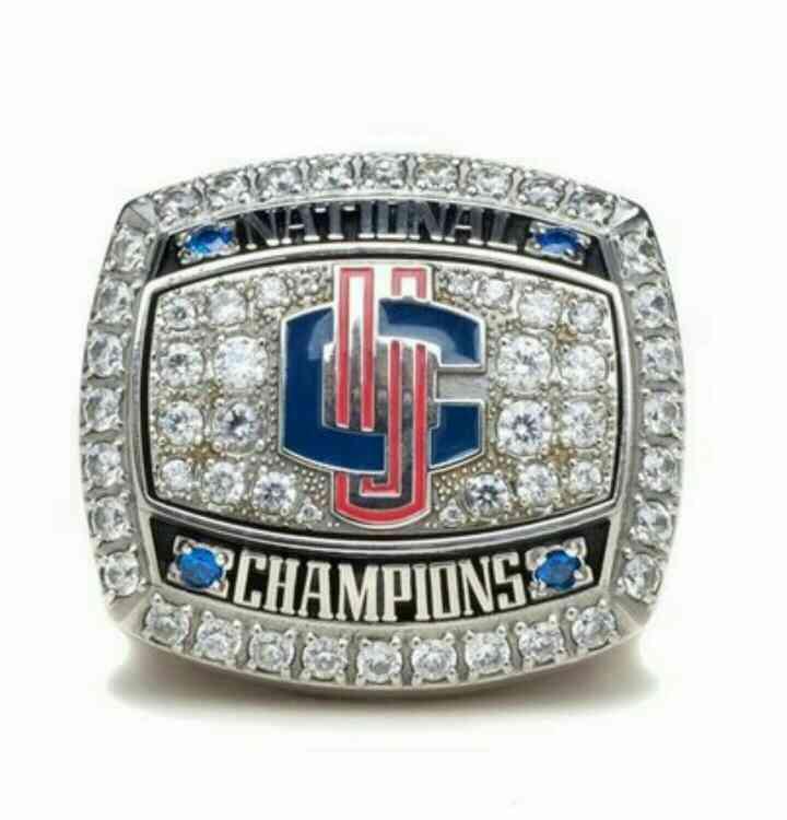 92.5 Silver Championship ring,