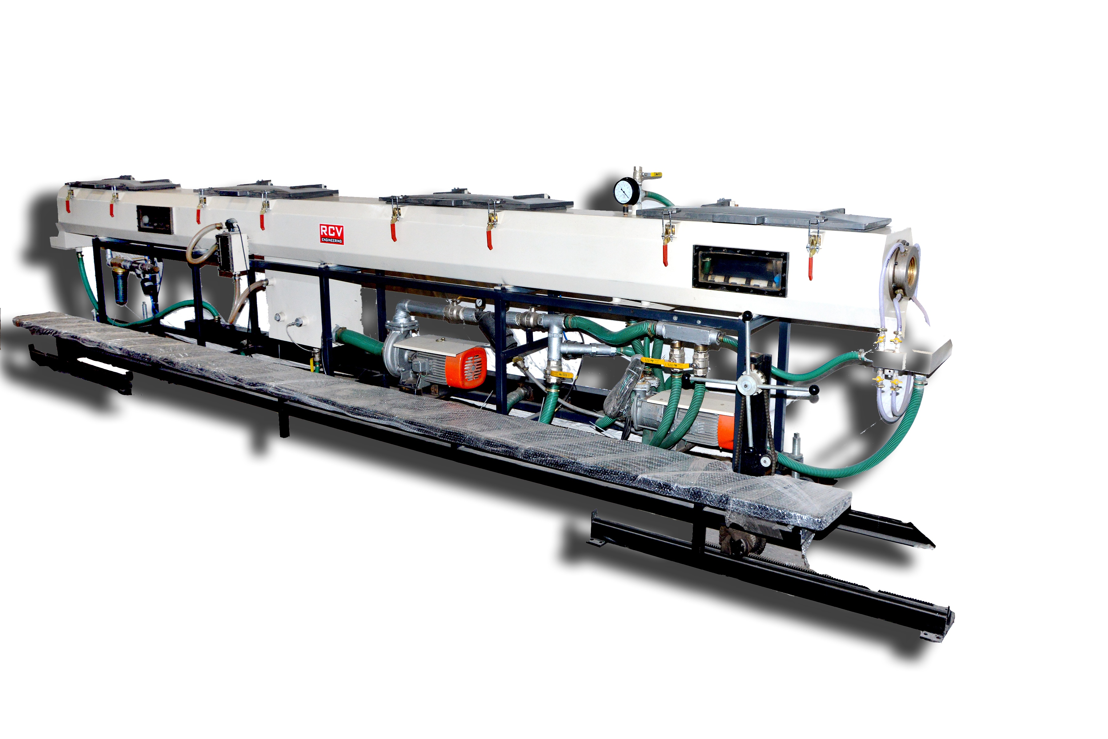 Searching for Vaccum Sizing Tanks Manufacturer in Ahmedabad, India. RCV Engineering India Pvt Ltd has the Expertise in Manufacturing Vaccum Sizing Tanks. These vaccum sizing Tanks are Supplied Across GLOBE.  For More details and Quotation  Drop your Info Below.