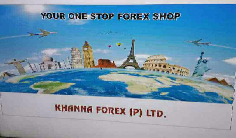 KHANNA FOREX P LTD  best   Money  Changer  in pitam pura  Rohini Shalimar bagh NSP   best one better rate and fair deal