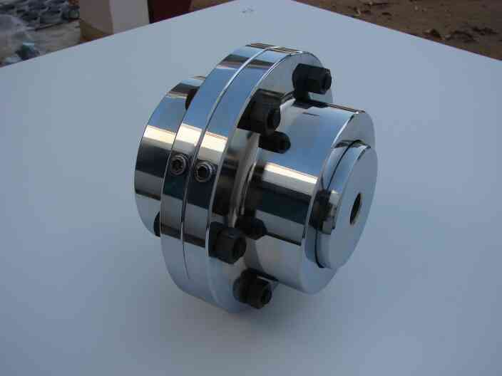 ontact Us Industrial Coupling Gear Coupling Gear Coupling Approx Price: Rs 4, 000 / Piece    Gear Coupling is the simplest & Most commonly used couplings to transmit power from...Read More Get Best Deal Get Details Torque Limiter Coupling Torque Limiter Coupling Approx Price: Rs 1, 000 / Piece  TORQUE LIMITER COUPLING- CHAIN TYPE  Torque Limiter Couplings are Mechanical...Read More Get Best Deal Get Details Torque Limiter Coupling Torque Limiter Coupling Approx Price: Rs 1, 000 / Piece  TORQUE LIMITER COUPLING – JAW TYPE     Torque Limiter Couplings- JAW...Read More Get Best Deal Get Details Torque Limiter Coupling Torque Limiter Coupling Approx Price: Rs 1, 000 / piece  TORQUE LIMITER COUPLING – TIMING PULLEY TYPE  Torque Limiter Couplings- Timing Pulley...Read More Get Best Deal Get Details Torque Limiter Torque Limiter Approx Price: Rs 1, 000 / piece  TORQUE LIMITER – SPROCKET TYPE  Torque Limiters are mechanical safety devices used...Read More Get Best Deal Get Details Chain Couplings Chain Couplings Approx Price: Rs 2, 000 / Piece  CHAIN COUPLINGS  Chain Coupling is the simplest & Most commonly used couplings to...Read More Get Best Deal Get Details Looking for Industrial Coupling ? x    Gear Coupling is the simplest & Most commonly used couplings to transmit power from drive to driven. These Couplings are used on High speed, Low speed, Forward-Reverse, Continuous or Heavy Loads with accompanying slight misalignment. The Multi Crown Teeth Profile helps to deliver high torques in compact size. These Gear Couplings are made of special steel with precision gearing & thus make it a reliable source of coupling for Industrial Power Transmissions.     SPECIFICATIONS :   Torque Ranging from 200 Nm to 347500 Nm   APPLICATIONS :   ·         Generators ·         Cranes ·         Hydraulic Pumps & Centrifugal Pumps ·         Conveyors ·         Mining Machinery ·         Sugar Mills ·         Steel Plants ·         Cement Plants.