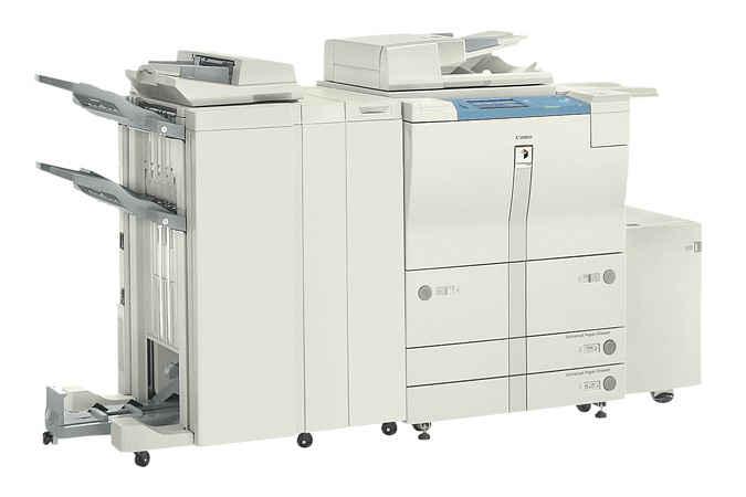 Canon Digital Copier Cum printer with full loaded