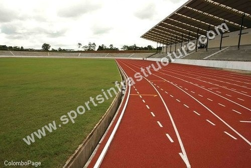 Excel Sports International is expertise for surface preparation of Athelic tracks in India.We also provide our services for synthetic surface preparation of Athelic tracks which provides you high performance to play game . Sports Infrastructure company in India Synthetic surfaces company in India Synthetic surface coating