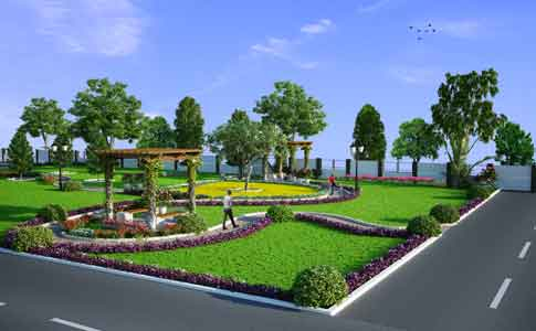 Residential Plots for sale in Bangalore A 20 acre residential plotted development with beautifully landscaped 30' X 40' plots in a safe havens of an exclusively gated community, in an insulated environment. www.pridegroup.net/green-meadows