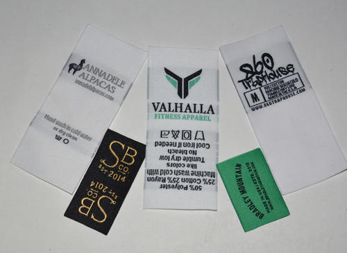 Fabric Woven Label