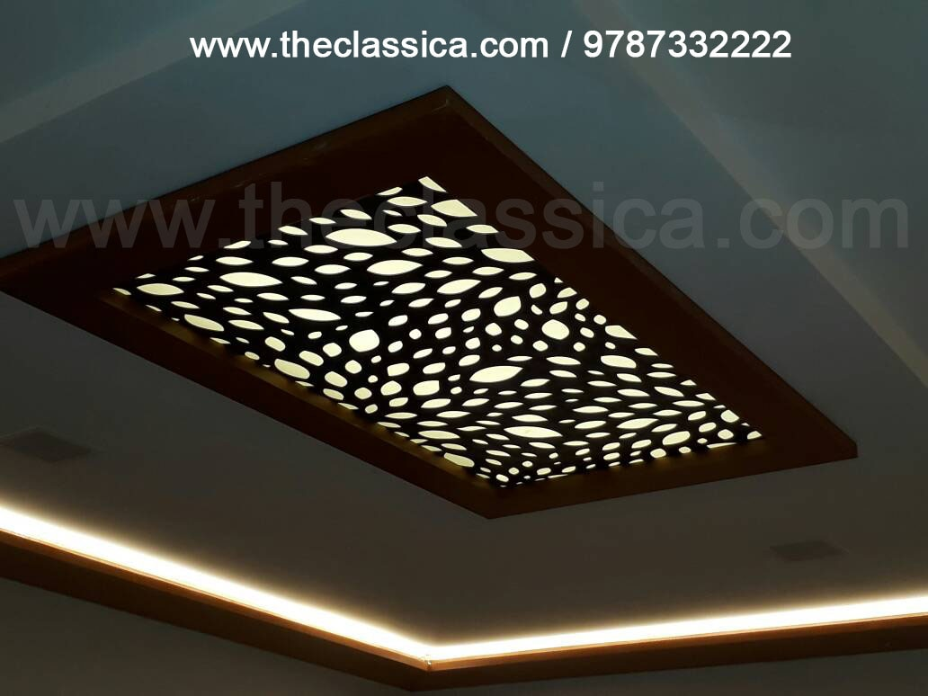 Classica Decorative Design Laser Cut Interior Classica Decorative