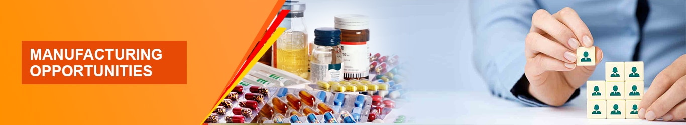Third Party Manufacturing  Avyukt Pharmaceuticals Contract Manufacturing services include a full range of Finished Goods Manufacturing Capabilities to address our clients needs from beginning to end, with services to support material procurement, process optimization, formulation, testing and stability.  We are well known business organization engaged in undertaking Third Party Pharmaceutical Manufacturing. The medicines which are manufactured in this range are processed under various brand names and according to the standards followed by our business partners. We undertake third party manufacturing of Pharma Tablets, Dry Injectables, Pharma Capsules, Oral Syrups, Liquid Injectables and Nutraceuticals. Moreover, all our products are acclaimed in the market for their Quality, longer shelf life  & safe consumption.  Amongst the main activities, pharma contract manufacturing of capsules, syrups, ointments and tablets is undertaken, along with the production of our own commercial range. As a fully independent Pharma Manufacturers, we offers flexible terms of trade and gives each customer a personal attention. Thanks to modern production line and GMP standards, our products are of highest quality yet reasonable priced.  Our large scale production capacities, highly qualified production and quality control staff, state of art-GMP certified manufacturing facility combines to give a perfect environment for outsourcing or contract manufacturing pharmaceutical products.  KINDLY TAKE A GLANCE TO OUR SOME OF THE PRODUCTS WHICH WE ARE MANUFACTURING  Kindly contact us for your requirements to enable us to give you our best rates.