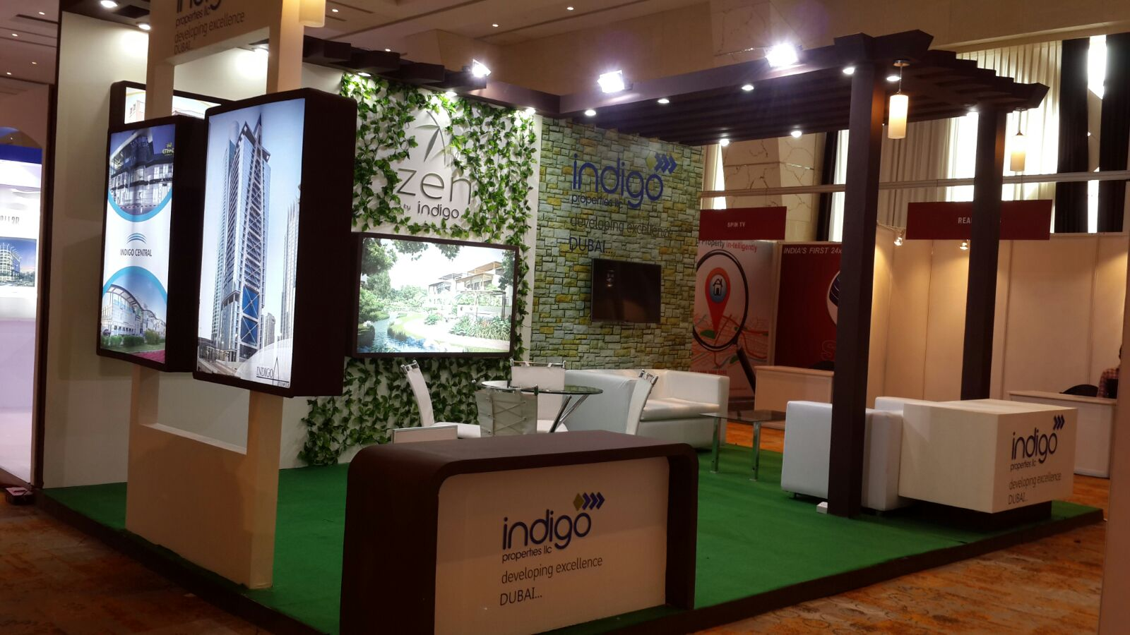 Dimension Events is a Prominent name in Exhibition Industry and is highly recommended Exhibition Stall Designer in Mumbai. We are team of Professional offering Exclusive Exhibitions Solutions offer Out of the Box Exhibition Stall Design Concepts and best Exhibitions Booth Fabrication.