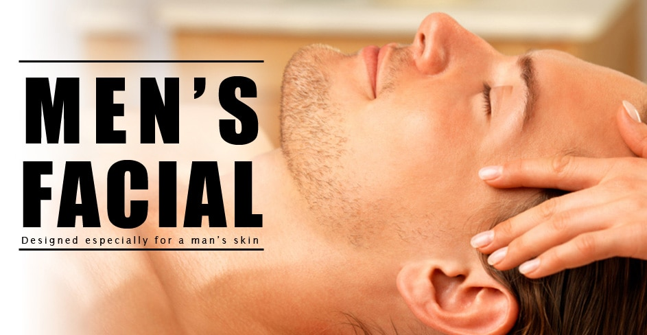 Best Men's Facial In