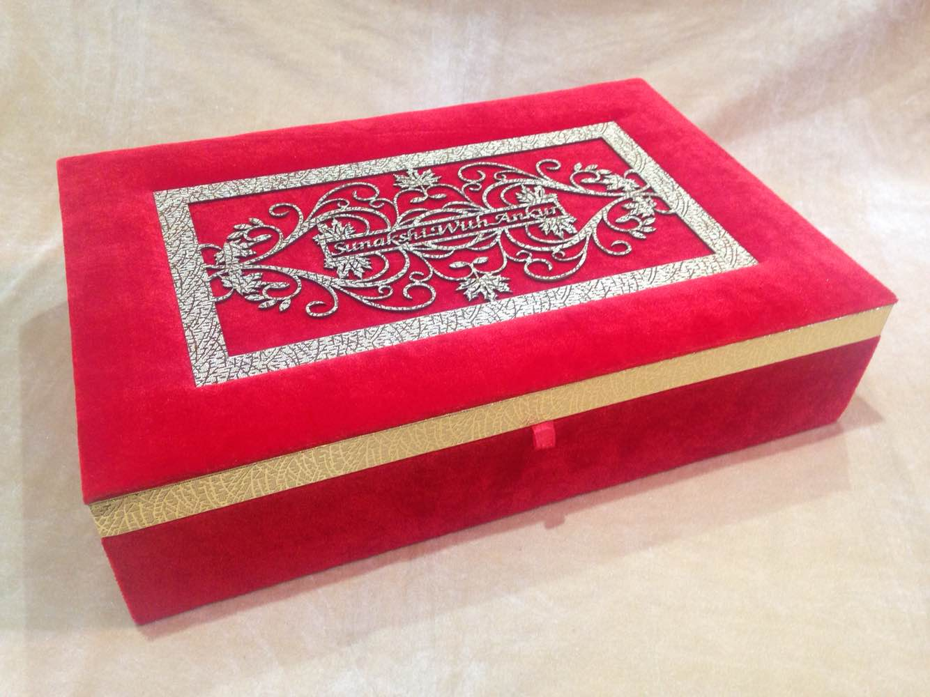 Traditional Saree Packing Box Manufacturer   We are leading manufacturer, supplier and wholesaler of Traditional Saree Packing Box In Delhi