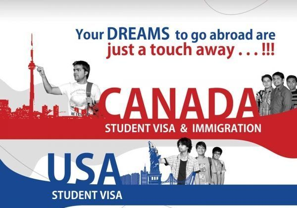 Excellent Visa Consultant in Ahmedabad for Studying Abroad in Canada or in USA!!! Shelldreams Overseas is the Best Student Visa Consultant for Canada and USA and also assist to get Visa for Canada/USA to study there with the benefit of Scholarship. Shelldreams Overseas Ahmedabad provides Student Visa for USA/Canada for higher studies in the country with Scholarship, Stipend and funding opportunities. Our one student got Post doctoral Offer from World's Top Ranked University McGill University, Canada with Annual Stipend of 30, 000 CAD Per Annum with Dependent Visa. The government of Canada and the industry, both provide a whole lot of support when it comes to research. USA as well as Canada provides all types of Study opportunities.   Research is considered very important in both the countries as a result, there are a lot of opportunities in this field.  Apply quickly with the Leading and most renowned Student Visa Consultant and get admission in USA or in Canada.
