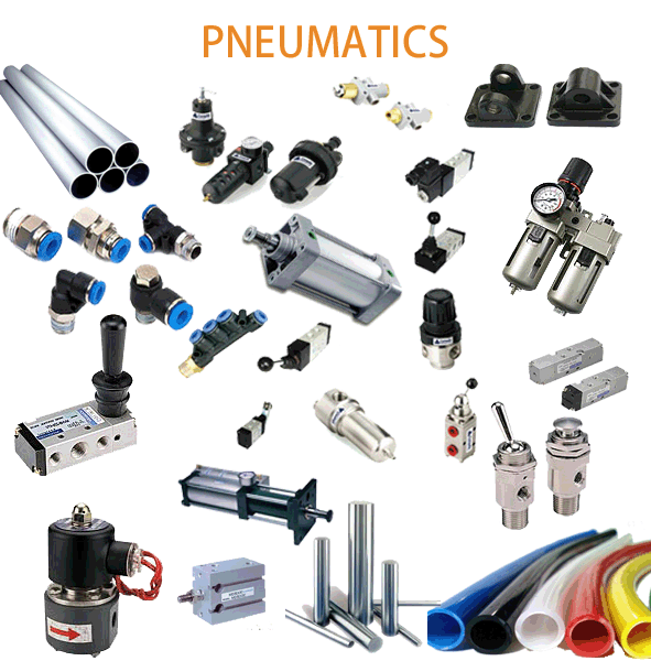 Pneumatic components distributors in chennai.