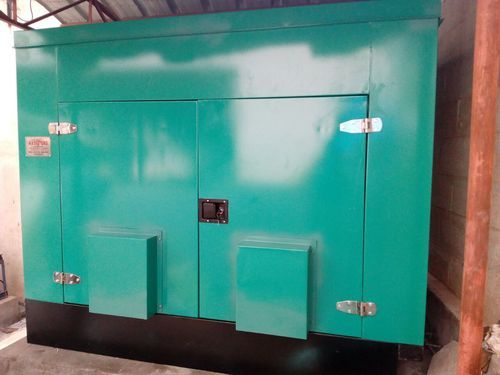 Sound proof box Backed by well qualified and experienced professionals, we are engaged in offering Sound Proof Blower Enclosure. Stringently tested on various quality parameters, the offered product is available to our clients at the  economical price. Features: High tensile strength User-friendly  nature Reduced noise pollution Specification: Modular construction, CR-steel sheet, glass wool, Powder coating, easy assembly and dismantling Insulation infill –Glasswool, PU foam, Polymeric membrane, cork.  Upto 25 dbA-sound reduction Conforms to CPCB, and EMS specification Sound proof box in Coimbatore Sound proof box in Chennai Sound proof box in Bangalore Sound proof box in Kerala