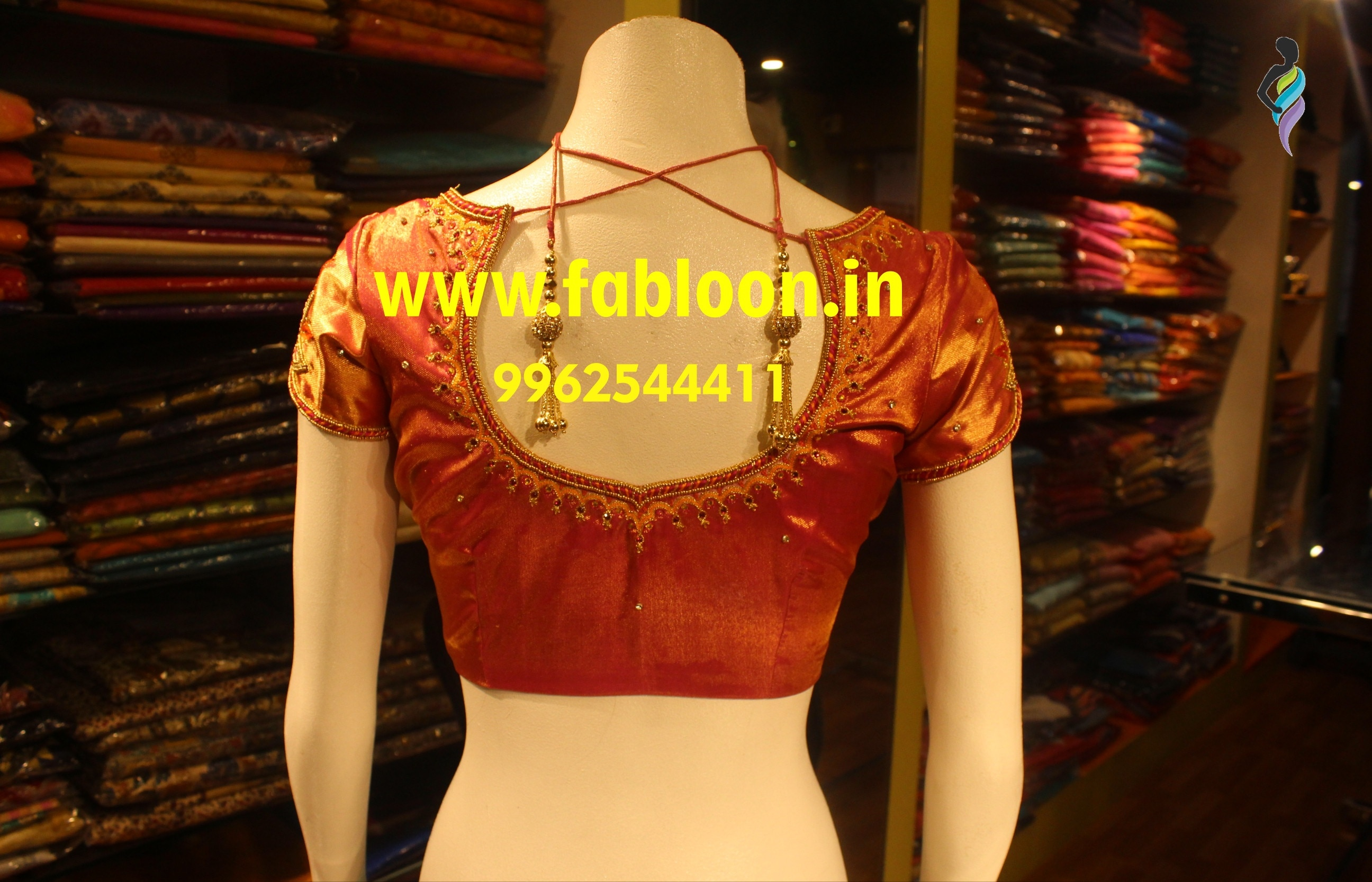 Designer Blouse Stitching At Fabloon Western Wear Boutiques In Vadapalani, Mob: +91 9962544411, 044 48644411.  The Exclusive High Quality Stitched Blouse is for ladies who are craving to look special on any given occasion. Designer Blouse Stitching courtesies your elegance on any time of the day and occasion. If you've been searching for the ideal online platform that offers client-specific Tailoring and Designing then look no further. At Fabloon vadapalani, you should get to browse any design and style you want on your Blouse at a very reasonable price. Don't fuss over the unavailability of Designer Tailored Blouses because that's exactly what you'd get in our showroom Fabloon. Check all for our new updates.