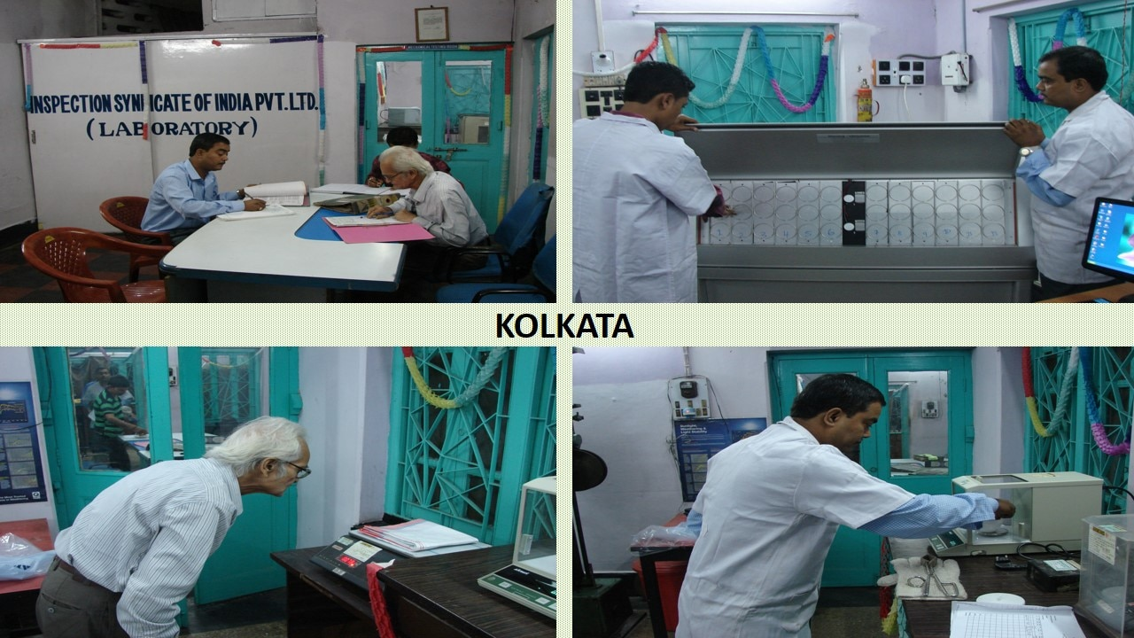 LAB TESTING OF JUTE/POLYMER WOVEN SACKS/FABRICS  INSPECTION SYNDICATE OF INDIA PVT. LTD.  One of the most trusted names in India in the field of inspection & testing of jute & polymer made woven sacks  Contact : 9830069173/9830026558 E-mail : inspection@isoipl.in