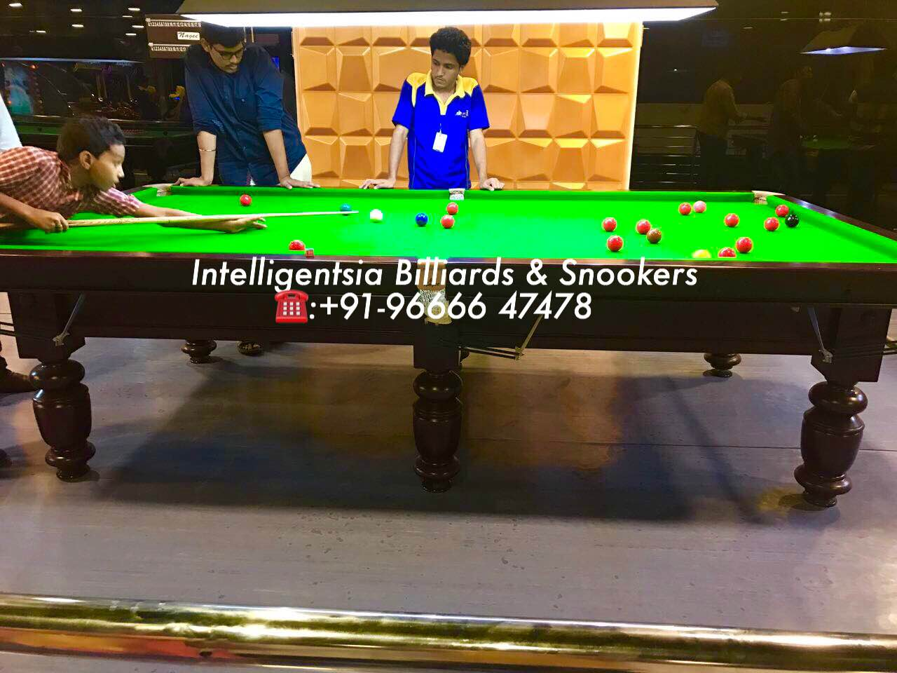 Pool Table Is Indoor Game Where We Can Have 21balls And Six Pockets With  Six Legs