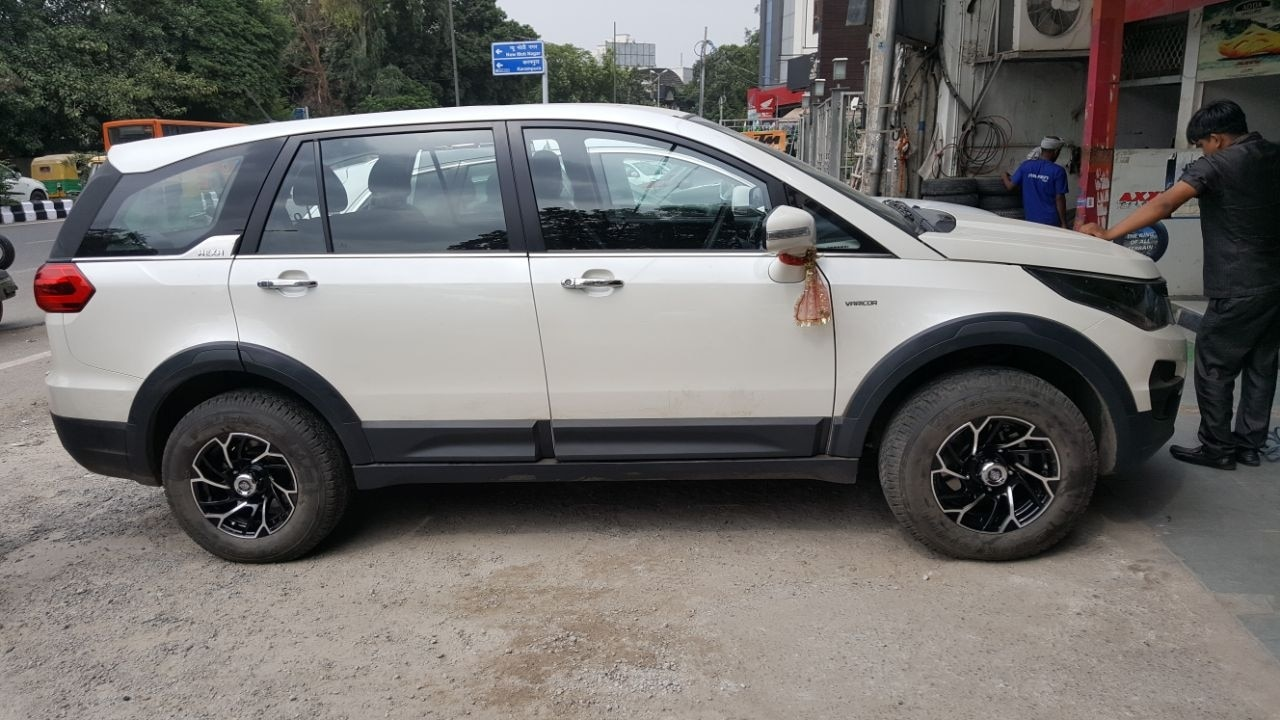 Alloys for tata hexa @motominds