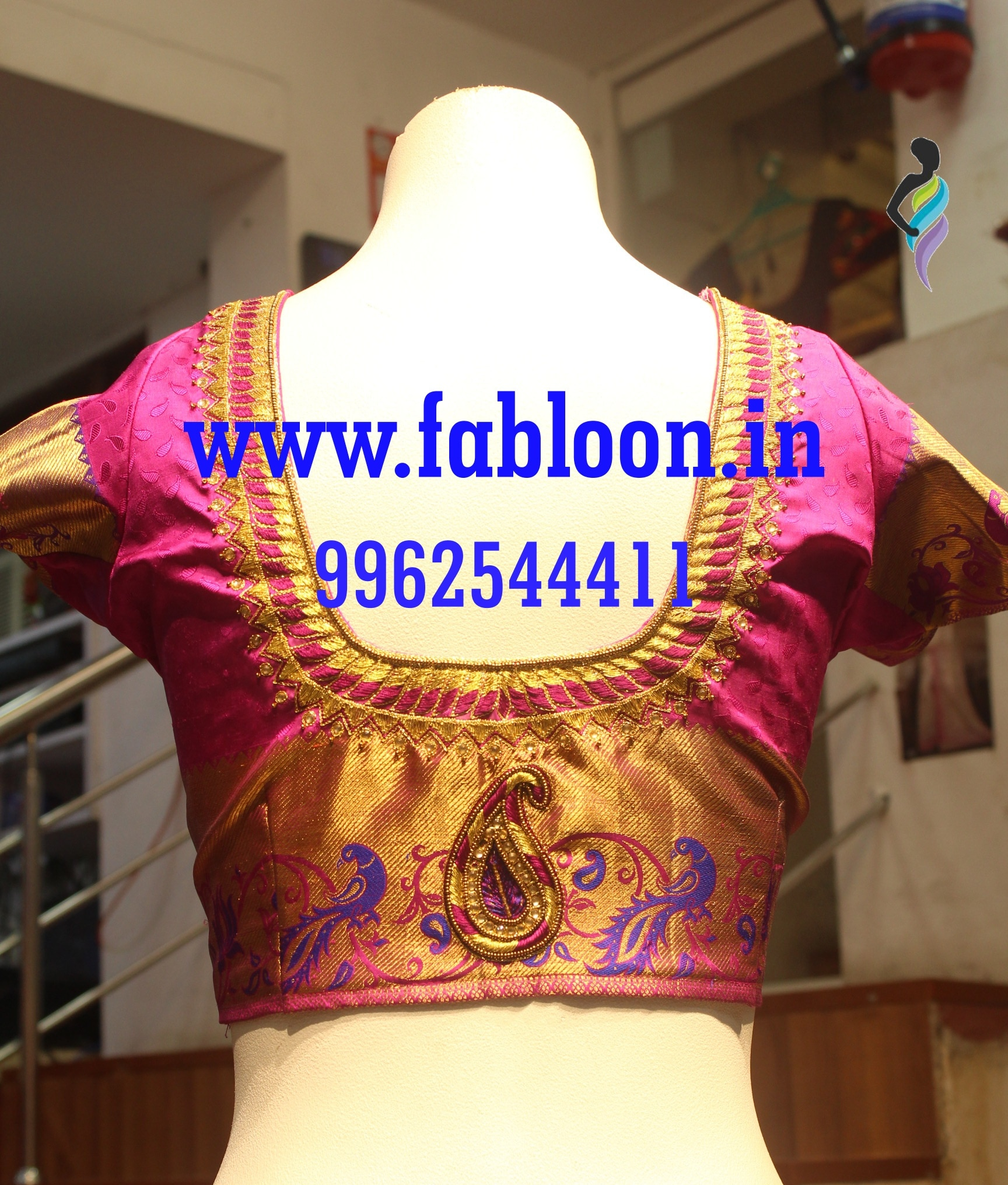 Beautiful Hand Embroidery At Fabloon Fashion Boutiques & Tailoring In Vadapalani, Mob: +91 9962544411, 044 48644411.  💥 Lehenga Blouse. 💥 bridal Lehenga Choli. 💥 Tops Designs And Patterns. 💥 Embroidered Top. Check all updates for more collections.