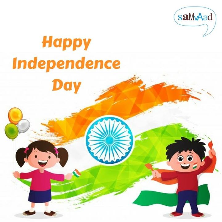 This Independence Day, let's take a pledge to protect the peace and unity of our great nation. Happy Independence Day!