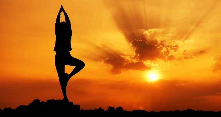 YOGA AS MEDICINE Yoga is a series of practices that allow you to steadily gain discipline, strength, and self-control while cultivating relaxation, awareness, and equanimity.