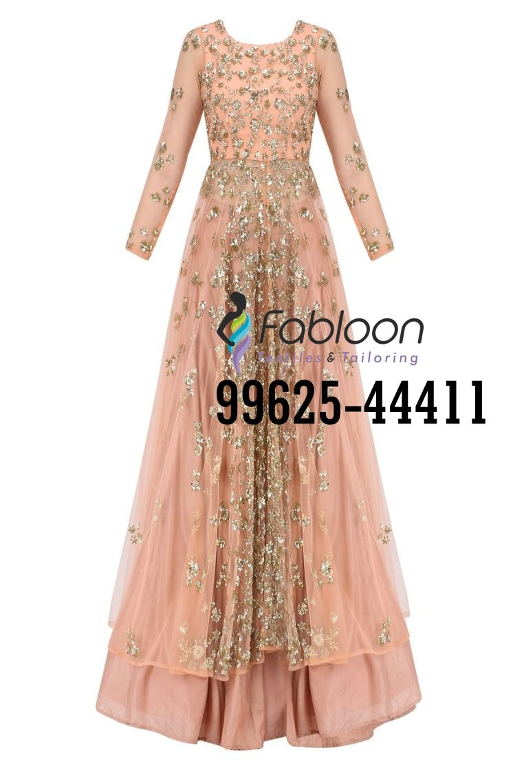 Designer Bridal Long Kurti At Fabloon Embroidery Silk Designer Blouse Stitching In Vadapalani, Mob: +91 9962544411, 044 48644411.  💥 Designer Kurtis Collection 💥 Frock Style Kurti 💥 Party Wear Kurtis 💥 Short Kurthi Check all updates for more collections.