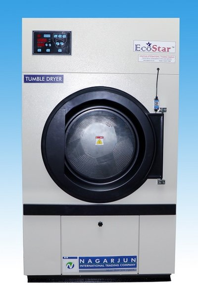 Industrial Tumbler Dryer Machine Sellers, Suppliers in  Kasaragod.  Nagarjun International Trading Company – We are getting top most position for manufacturers and suppliers Fully Automatic Industrial Dry Cleaning Machine, Dry Cleaning Machine PERC, Industrial Tumbler Dryer Machine, Fully Automatic Commercial Hydro Extractor, Industrial Laundry Washing Machine, Fully Automatic Commercial Washer Extractor, Industrial Dry Cleaning Machine , Front Load Washing Machine, Top Loading Washing Machine, PERC and MTO  Dry Cleaning Machine, Non-coaxial Hydro extractor, Direct Drive Hydro Extractor which is delivered under the brand name of ECOSTAR.   Apart from that, we also manufacturers of Hydro Extractor Machine, Industrial Washer Extractor Machine, Tumble Dyer Machine, Dry Cleaning Machines.   For more details visit: https : //laundrymachine.online/