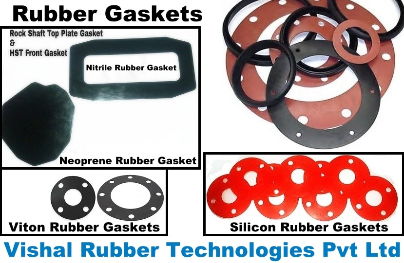Rubber Gaskets: We offer different types of R : Vishal